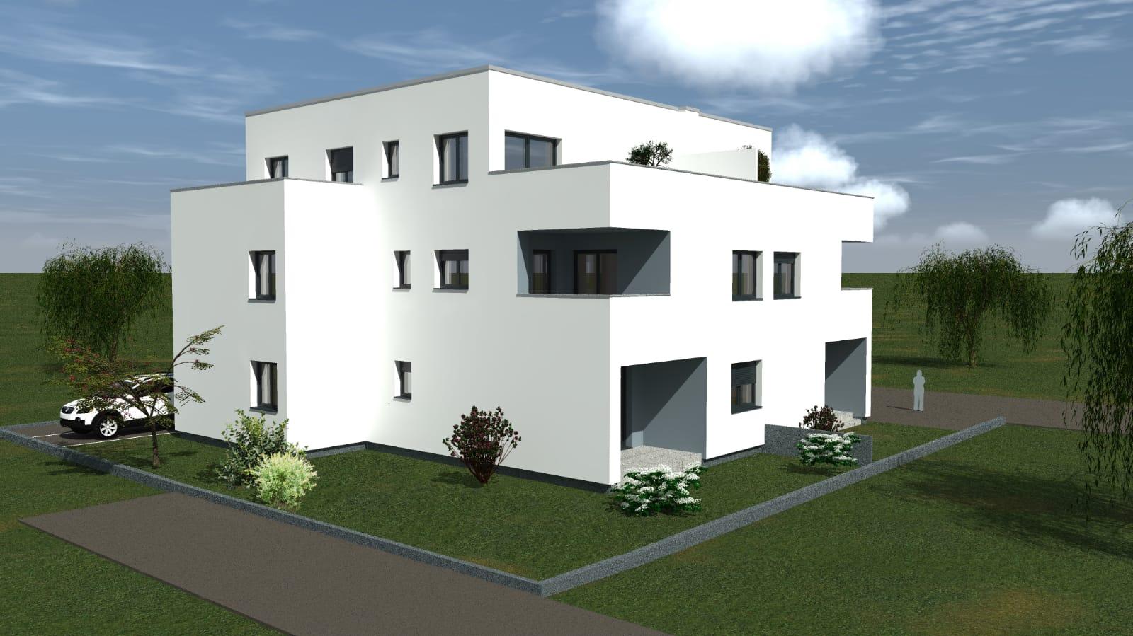 Izgranja stanova - BLATO